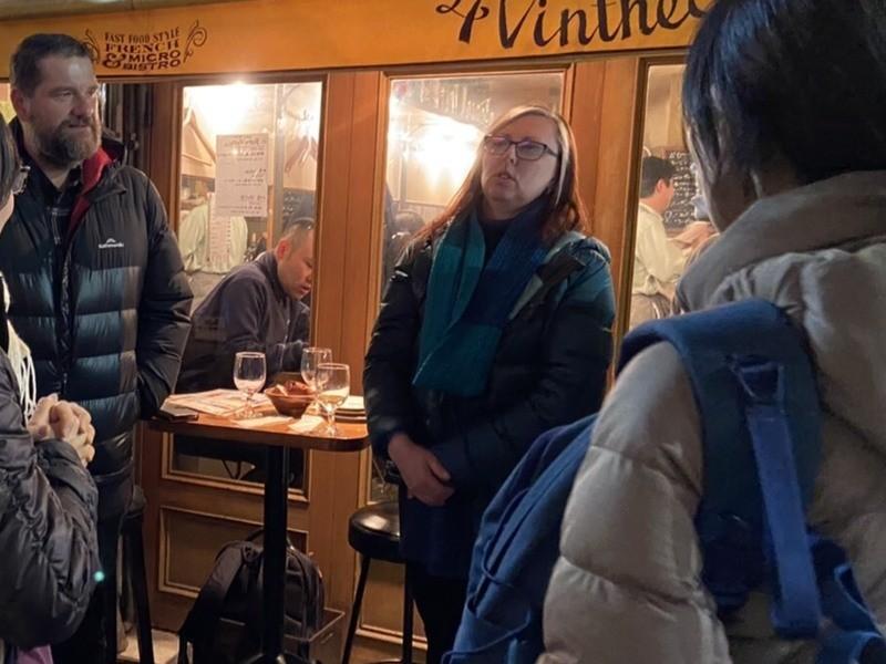 新宿開催④活きた英会話を話そう!外国人に話しかけるためのレッスン!の画像