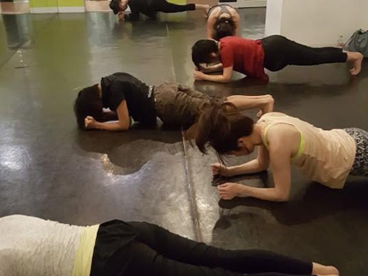 ダンスワークアウト&コアトレで、心も身体も解放しよう!!!の画像
