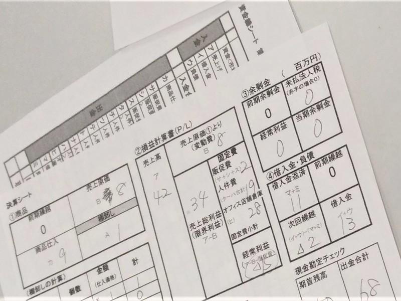 【初心者向け】起業体験ゲーム会の画像