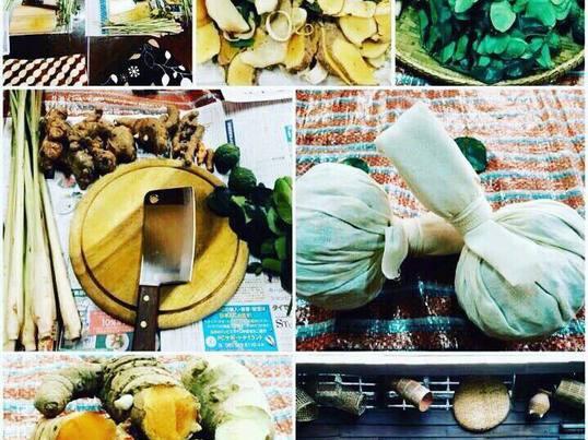 【福岡】タイ伝統医考案ハーブ療法/タイ本国講師ディプロマ付初級編の画像