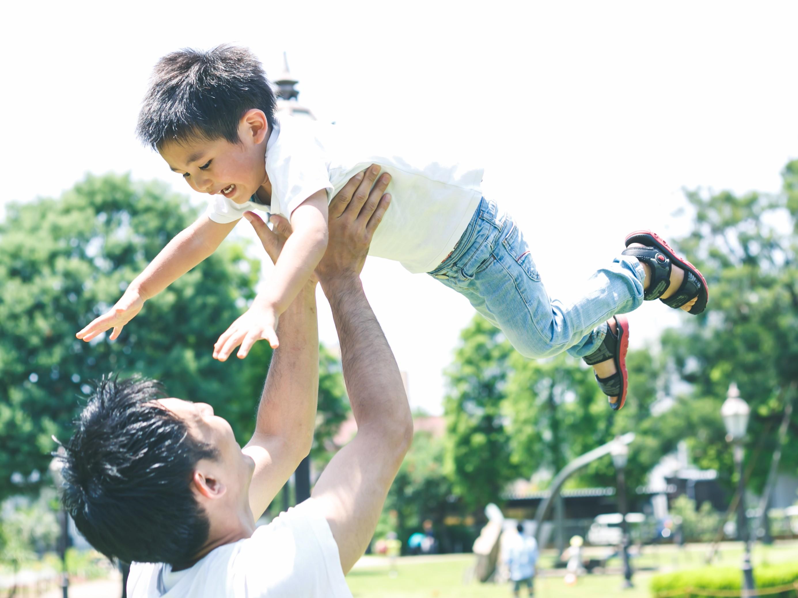 【初心者対象】ママ・パパのための写真教室(野外)の画像