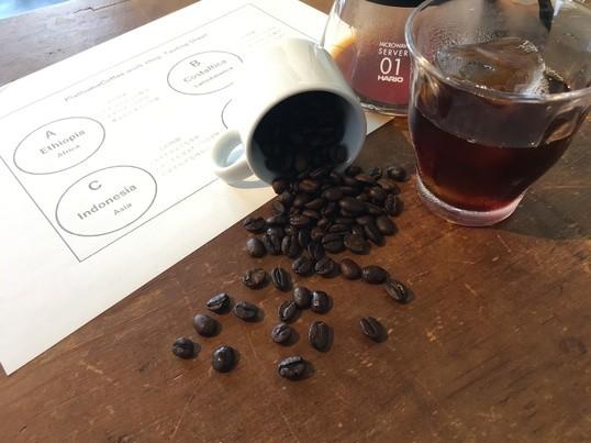 出張教室☆お試し1DAY体験コーヒー教室の画像