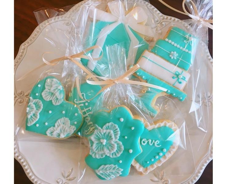お家で可愛いアイシングクッキーが作れるようになる♪5回完結レッスンの画像