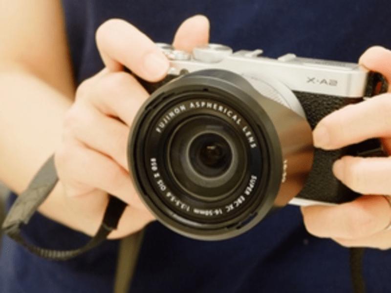 やさしい一眼カメラ教室 少人数で学ぶ!背景をぼかした写真を撮ろう編の画像