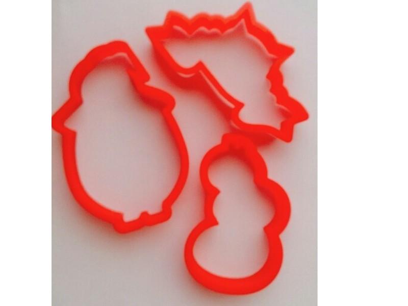 ハロウィンパーティーにちょっと差のつくお土産クッキー作りましょう♪の画像