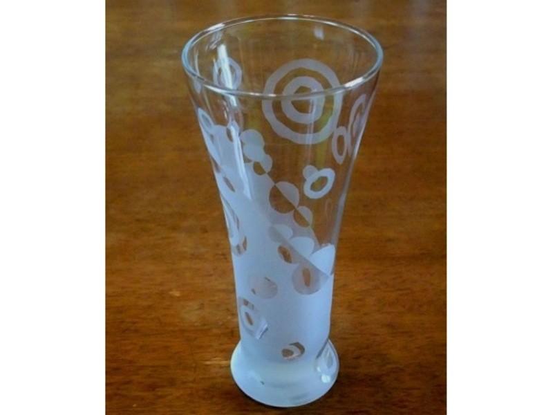 手作りガラス ワークショップ 2本立ての画像
