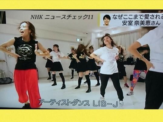 安室奈美恵ダンス【渋谷】土曜日午後の画像