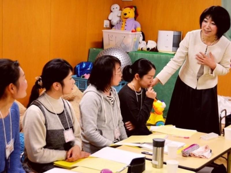【スマイル】親子関係プログラム 個別カウンセリング付きの画像