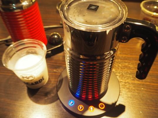 エスプレッソカクテル&フレーバーコーヒー体験の画像