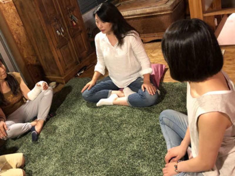 ぶれない自分軸をつかむマインドフルネス瞑想会の画像