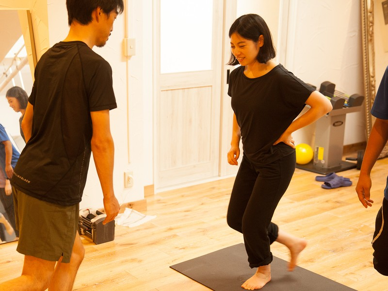 30分で治る! 日本式猫背改善講座+身体操作術の画像