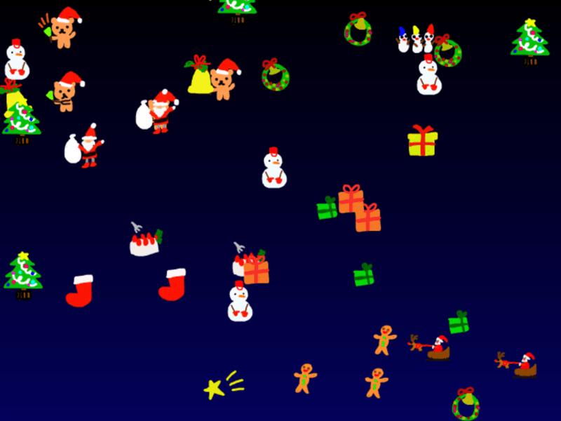 3歳からのプログラミング!クリスマスのお部屋を作ろうの画像