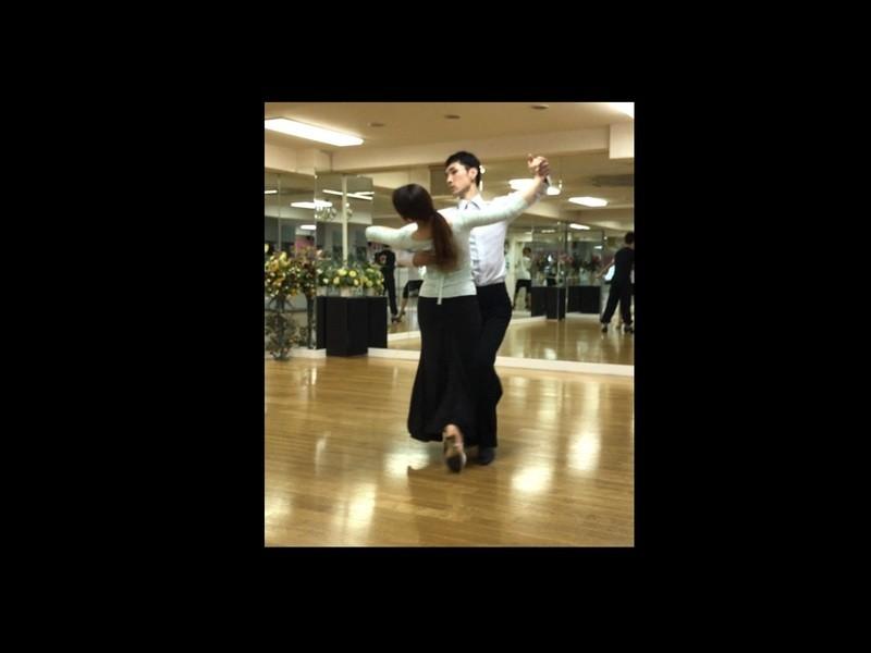 大阪市社交ダンス体験レッスンの画像