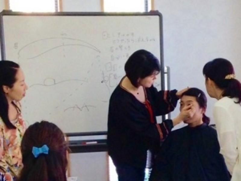 【博多マルイ開催】美眉体験1DAYレッスンの画像