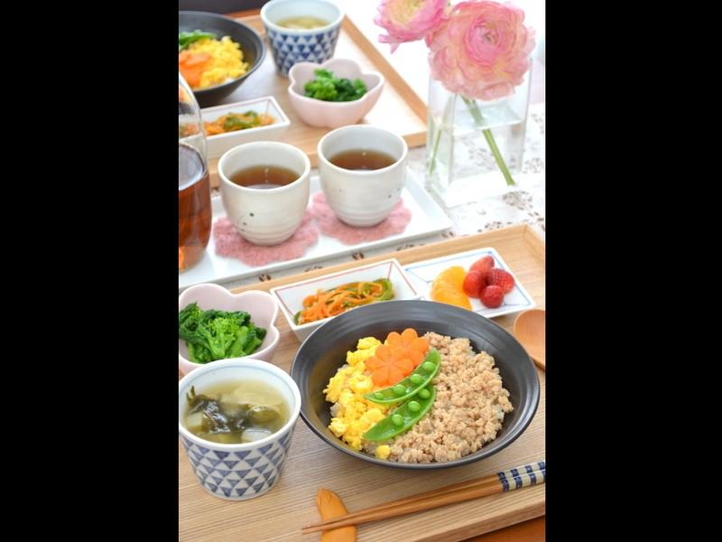 食欲の秋!秋の野菜果物を使ったヘルシー和食レッスンの画像