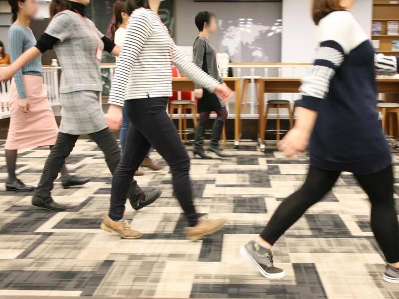 <土日祝開催>「見た目」と「カラダ」が変わる歩き方の画像