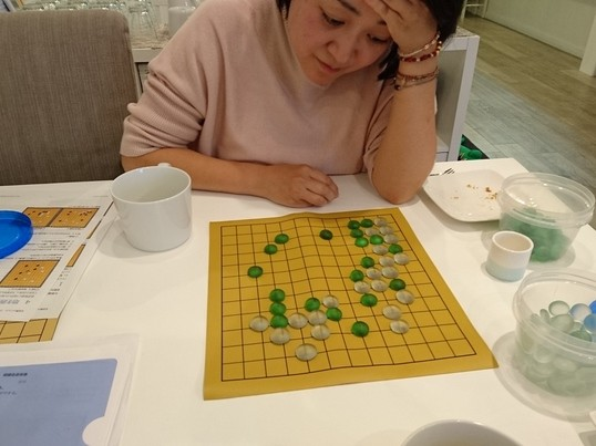 【初心者・級位者向け】弱点克服型マンツーマン囲碁レッスンの画像