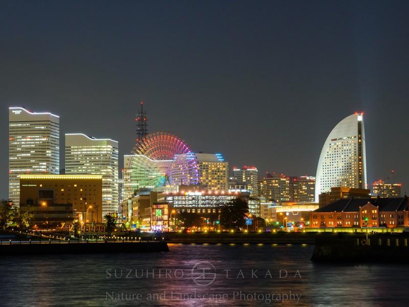 【 夜景入門篇 】みなとみらいの眺望夜景を美しく撮ろう!の画像