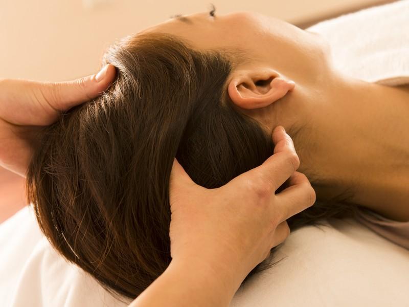 ヘッドマッサージを学ぼう。髪の悩みはこれで解決!の画像