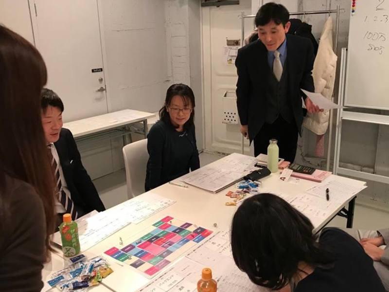 【副業・起業】すごろく式で学ぶ!ビジネスモデルのつくりかたセミナーの画像
