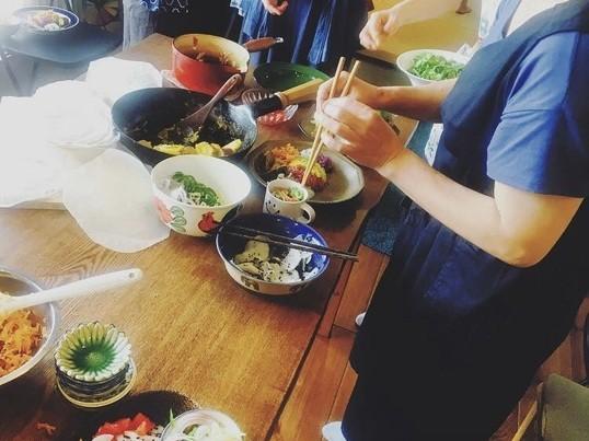 お料理(人生)を自由に創造する「瞑想キッチン」の画像