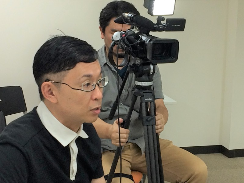 動画制作ビデオカメラの扱い方【撮影】の画像