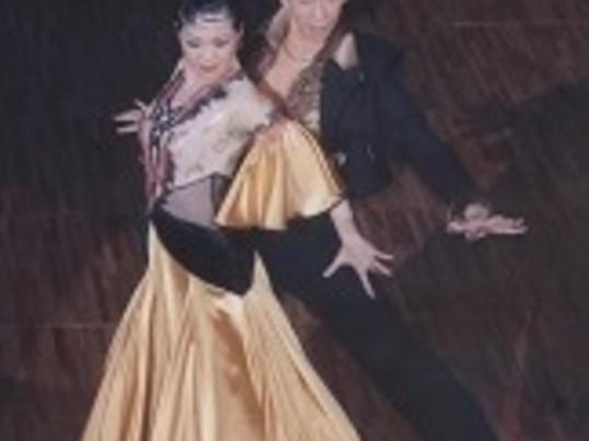 2名限定!!セミプライベートレッスン初めての社交ダンス体験☆の画像