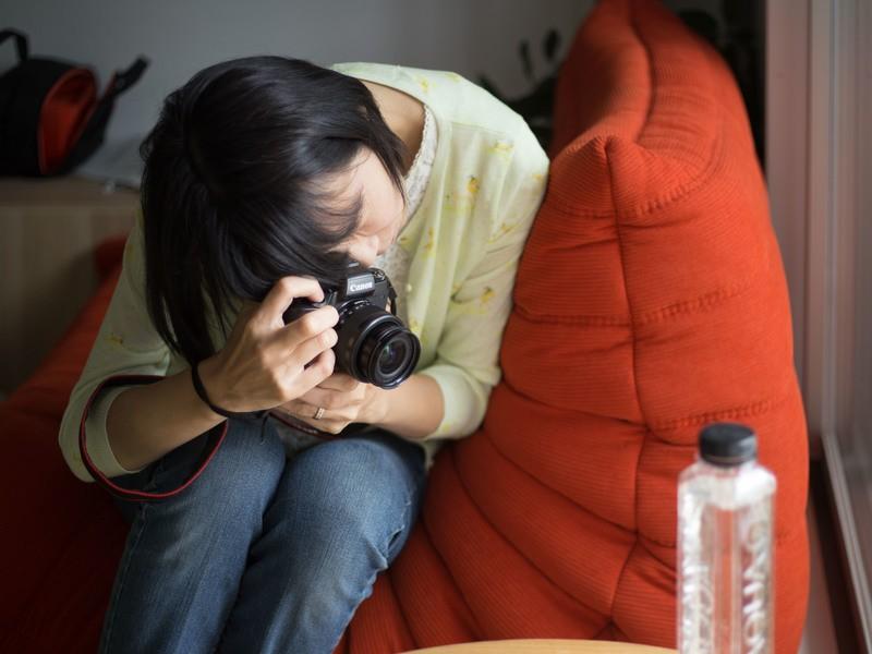 スマホ&一眼OK!『光で写真が変わる』ココロが楽になる写真教室②の画像
