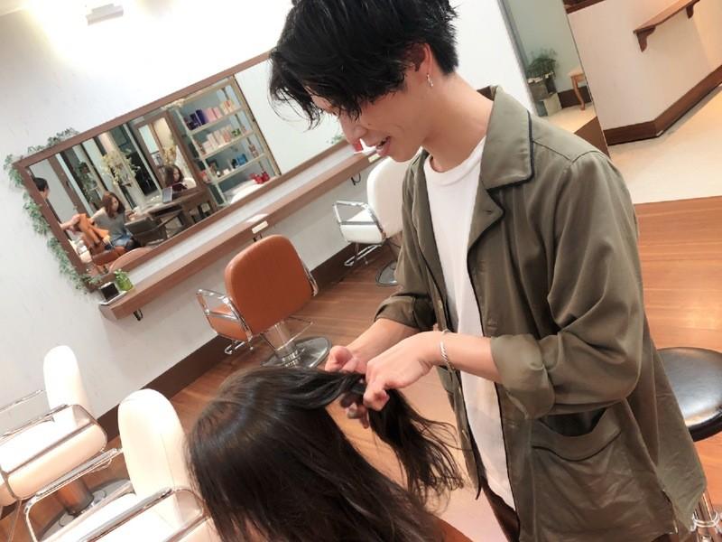 【表参道の美容師が教える】最先端のヘアアレンジをご自宅で楽しもう。の画像