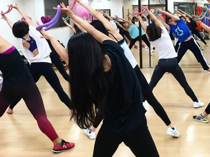ウェーブストレッチ講座『ボディケアとダンス』の画像