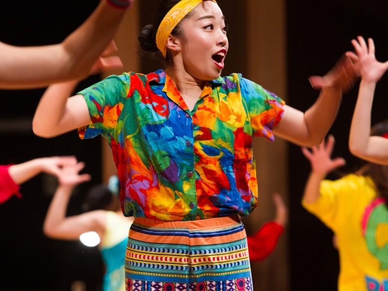 テーマパークダンス講座の画像