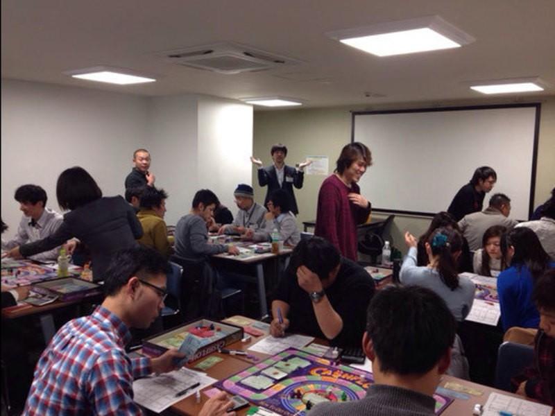 【東京】★★キャッシュフローゲーム研修会★★の画像