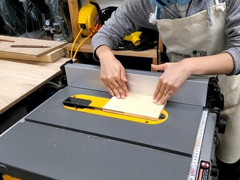 電動工具を安全に使う(木工工作入門編)の画像