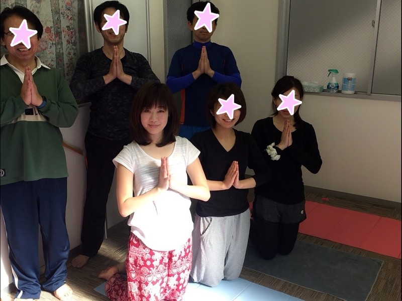 【梅田朝活】初心者対象〜新春ヨガ・前向きな一年の始まり〜の画像