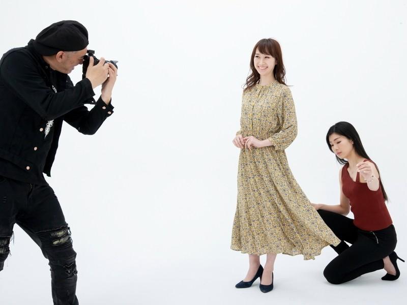 現役モデルが教えるモデルウォーキングとカッコイイ写真の撮られ方講座の画像