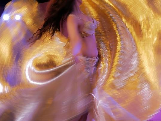 ベリーダンス入門B 体験会 20:15-21:30の画像
