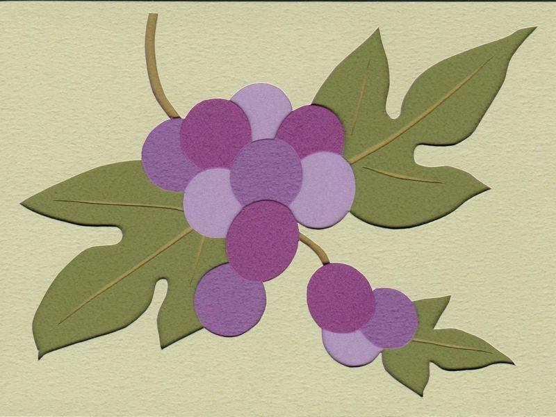 カラフル切り絵「彫紙アート」体験レッスンの画像