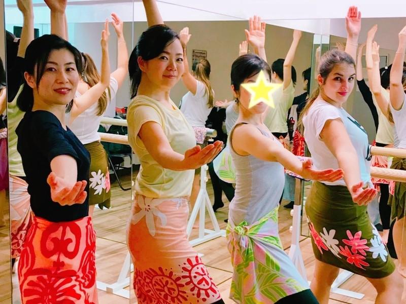 ¥1000で体験! タヒチ・フィットネスの画像