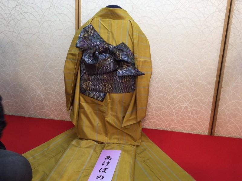 日本伝統文化 美しいきものを装いながら立ち居振る舞いやマナー講座の画像