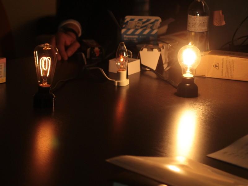 照明講座 入門編 〜自分でできる電気のアレンジ〜の画像