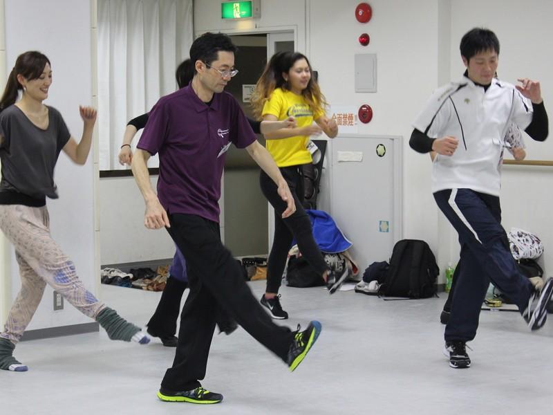 超初心者・教員向けダンスレッスンの画像