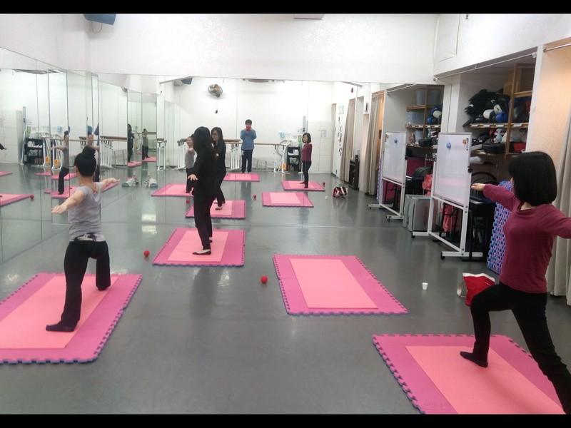 【中目黒の朝ヨガ】Core Beauty Yoga 【毎週金曜日】の画像