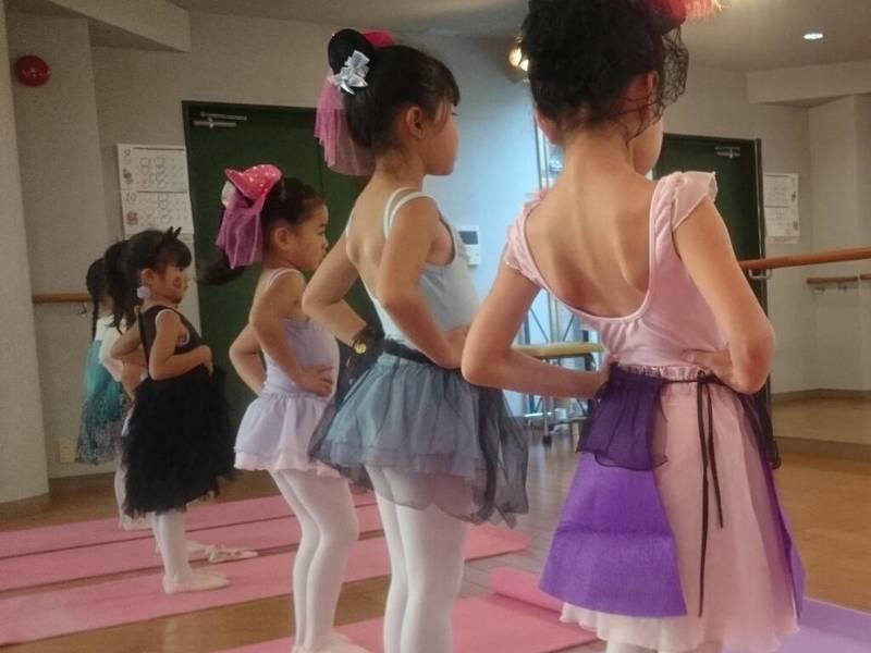初めてのバレエ!体験会開催の画像