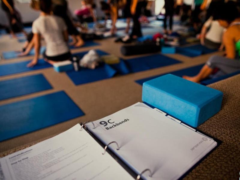 Yoga in English - 簡単ヨガ英語講座の画像