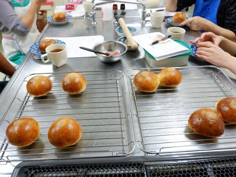 京都『はじめての天然酵母パン くるみパン』の画像