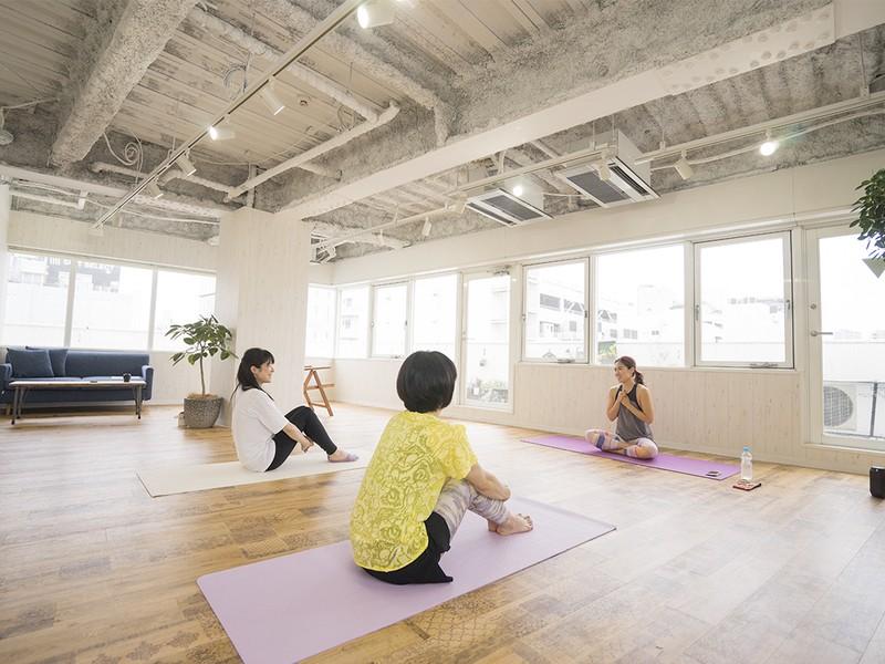 栄・大須エリア「平日リラックスヨガ」イベント開催!の画像