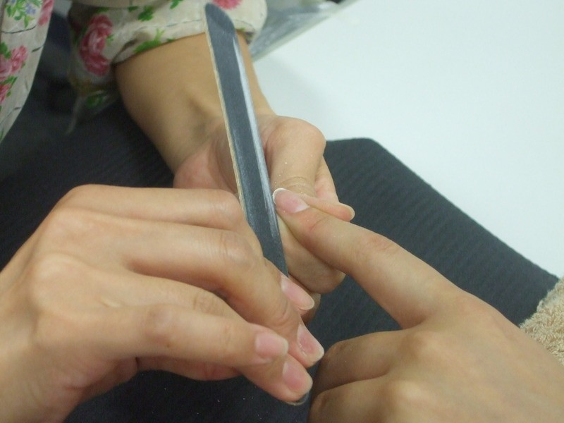 【手を美しく見せる】ハンドケア&ネイルケア講座の画像