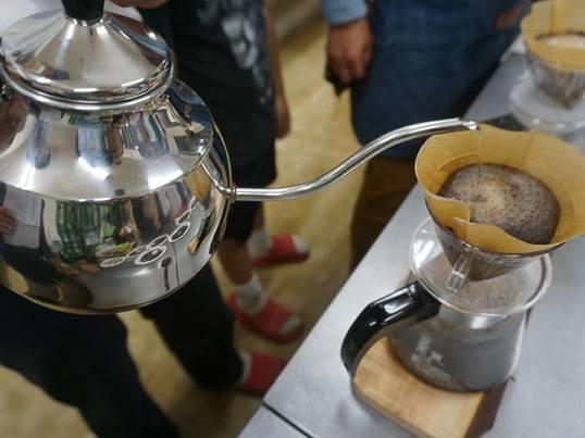 やってみよう!誰にでもできる、簡単コーヒーホーム焙煎の画像