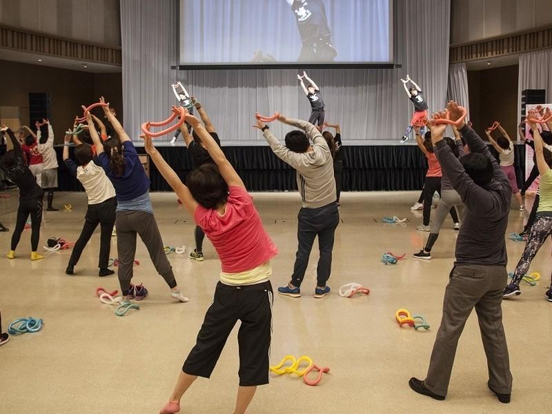 【千葉】ウェーブリングダンササイズ 指導者認定講習会の画像