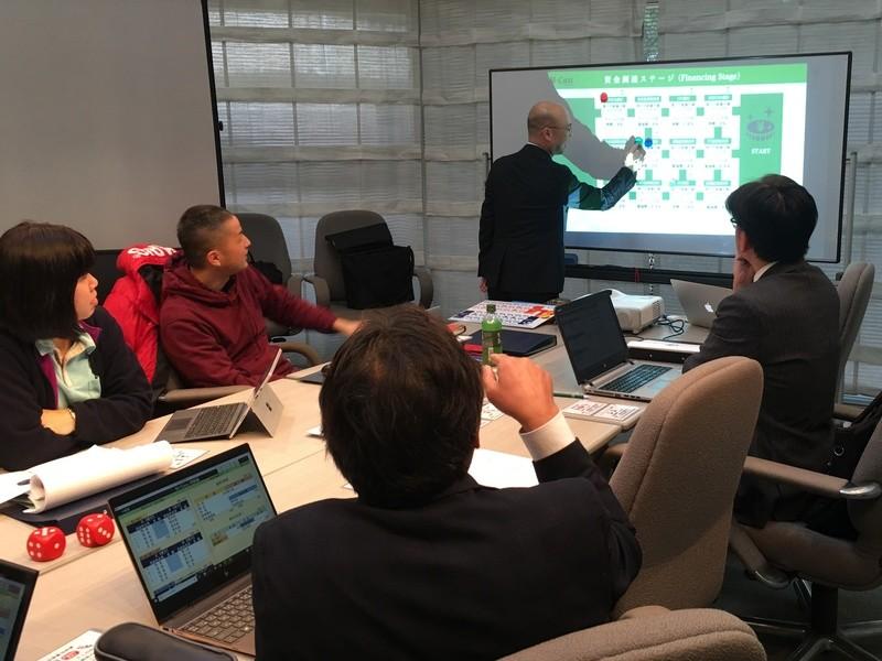 【経営塾】ビジネスゲームM-Cass自社分析・現状把握編セミナーの画像
